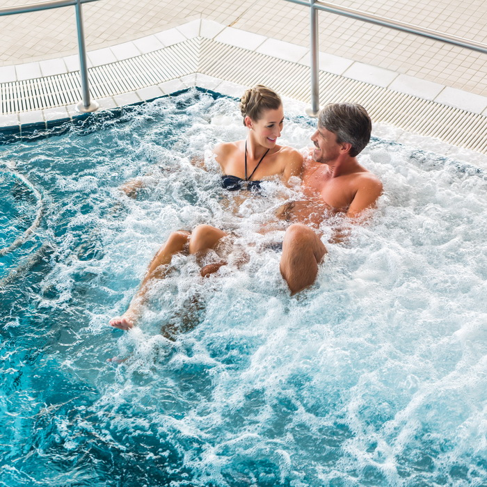 SPA WEEKEND FOR TWO
